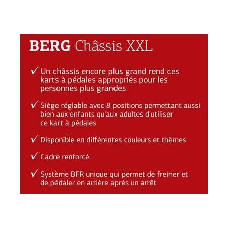 BERG Black Edition XXL-BFR