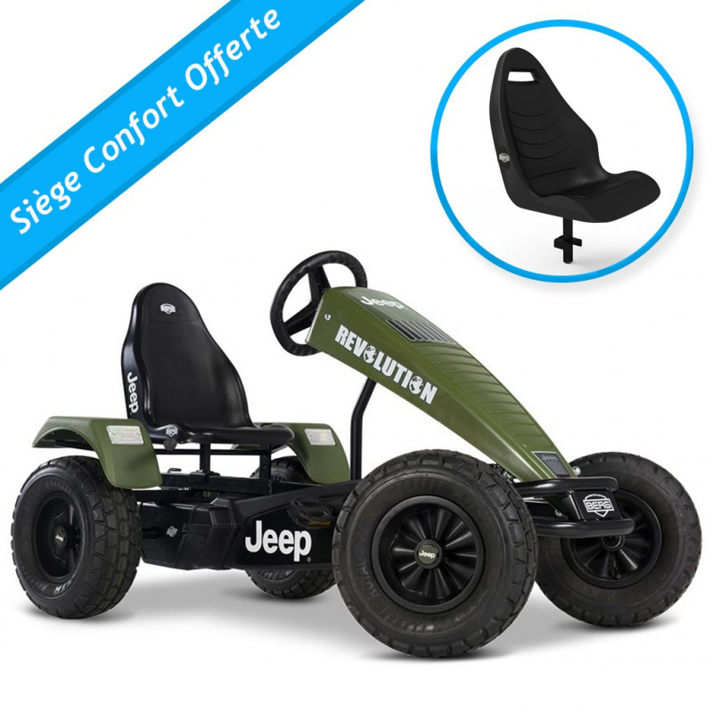 Jeep® Revolution XXL-BFR