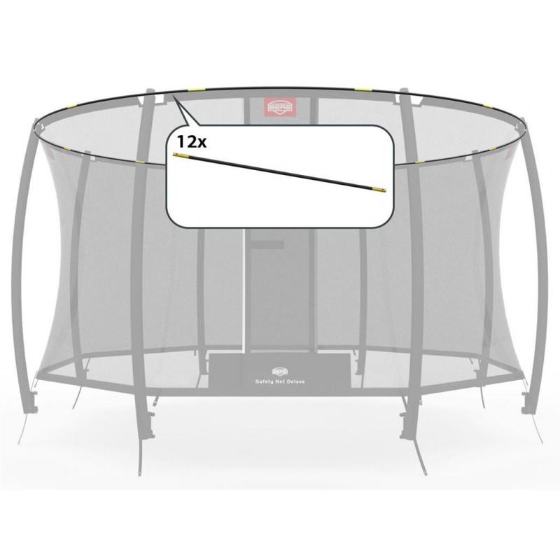 Filet de sécurité Deluxe - Cerceau 380 (x12)